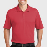 Silk Touch ™ Interlock Performance Polo