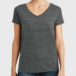 Ladies Cosmic Relaxed V Neck Tee
