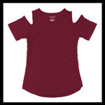 Women's Cold Shoulder Tee