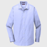 Slim Fit Pinpoint Oxford Non Iron Shirt