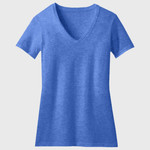 Ladies Perfect Blend ® V Neck Tee