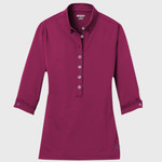 Ladies Gauge Polo
