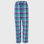Fashion Flannel Pants With Pockets