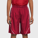 Youth PosiCharge ® Mesh Reversible Spliced Short