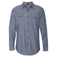 Chambray Long Sleeve Shirt Thumbnail