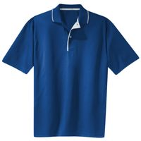 Dri Mesh ® Polo with Tipped Collar and Piping Thumbnail