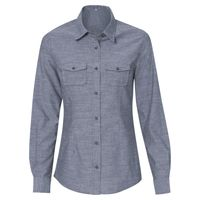 Women's Long Sleeve Chambray Thumbnail